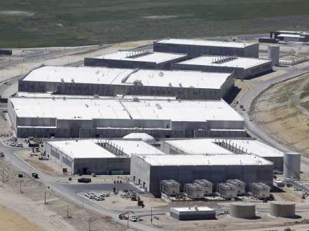 NSA Data Center Utah