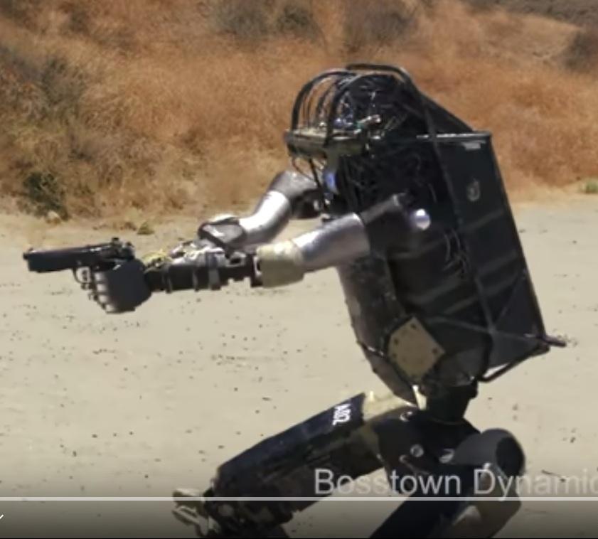 Combat Robot